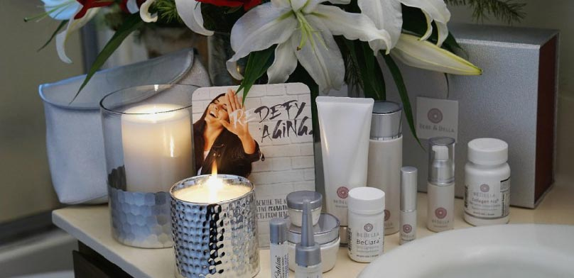 Inpsiration & Celebrations -how to get luminous skin with BeBe & Bella