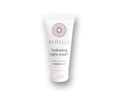 Travel size BeBella Probiotic Hydrating Night Cream
